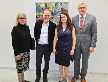 16. März 2018, Weiße Galerie (Linz)
